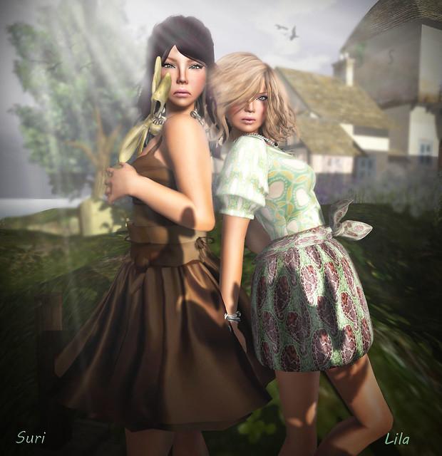 Suri &  Lila 2
