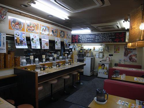 『ちゃあしゅうや亀王』東九条店@奈良市-02