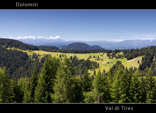 Val di Tires - Dolomites - UNESCO World Heritage Site