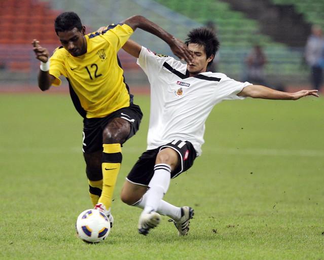 HARIMAU MUDA (A) VS PAHANG