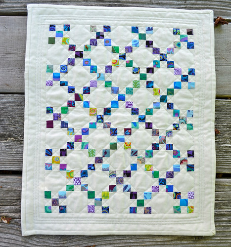 DQS11 Quilt, finished, and in the mail, hope you like it partner!