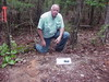 Auburn University civil engineering faculty member Larry Crowley is leading an Auburn University team researching the original location of the Alabama-Florida border, called the mound line.