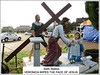 '6th Station of the Cross' at St. Anne's Sanctuary, Bukit Mertajam