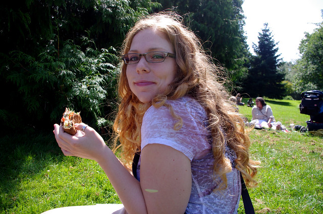Bari and delicious crepe