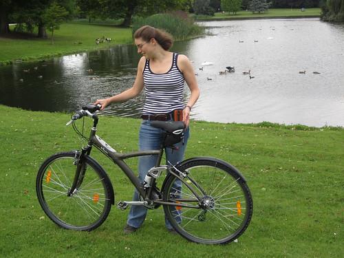 Nouveau vélo!
