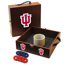 Indiana Hoosiers Washers Toss Game