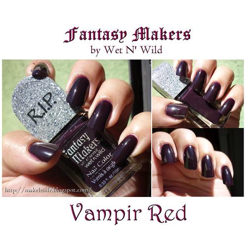 Wet N' Wild - Vampir Red