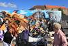 Billede 062 (Paradiso's) Tags: art wall copenhagen painting market kunst kultur flea graffit hus paradiso muur vlooienmarkt plads rommelmarkt valby væg artinthemaking toftgårds