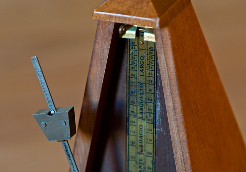 Metronome by jronaldlee, on Flickr