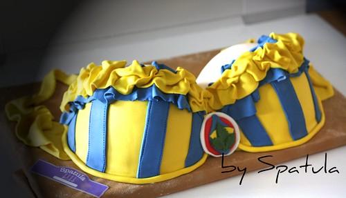Güğüs pasta by Demetin spatulasi