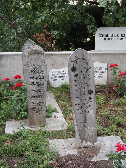 土耳其的墓碑