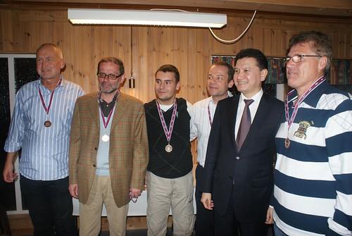 Mònaco, tercer classificat
