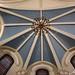 Detalle del techo de la Capilla de los Marqueses de Linares
