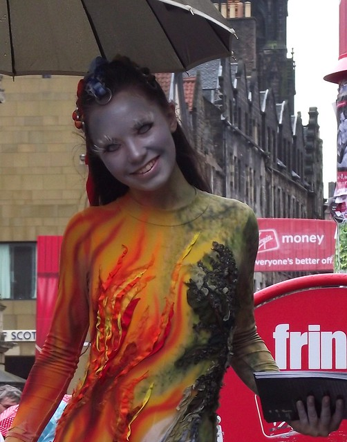Fringe on the Royal Mile 2011 144