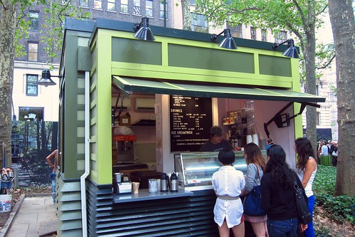 'wichcraft Ice Cream Kiosk
