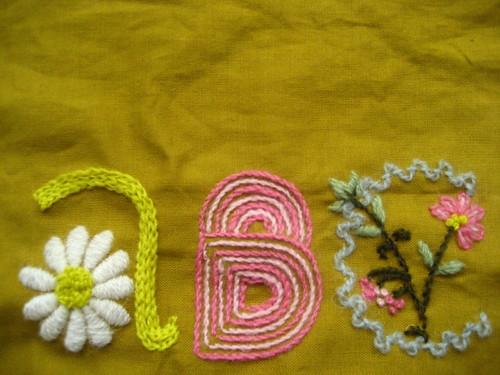 Daisychain ABCs