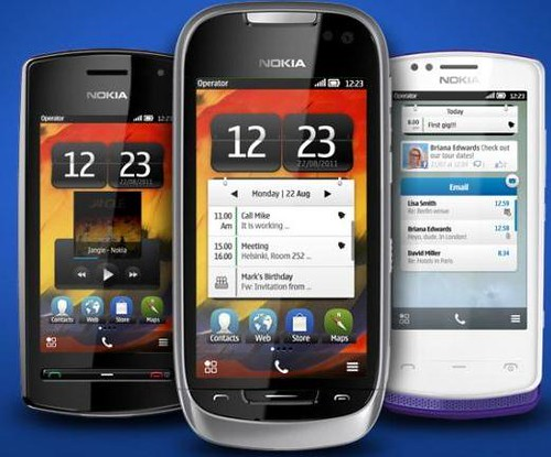 Nokia 700, 701, 600- Symbian Belle