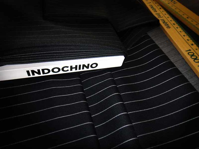 At the NKPR Indochino event, August 23rd, 2011
