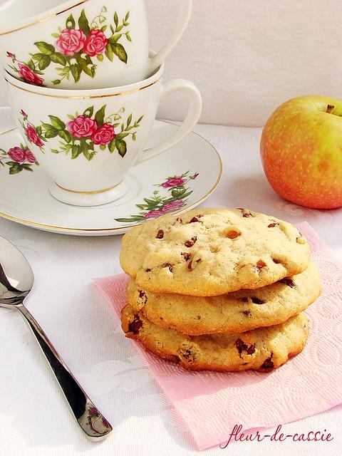 печенье с изюмом 1