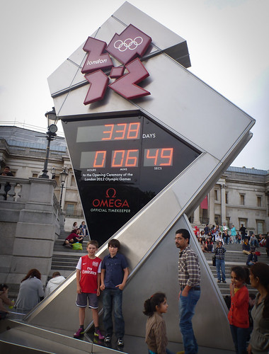Olympic Count Down