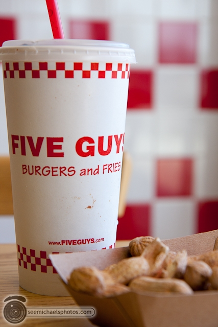 Five Guys Burgers 82311 © Michael Klayman-001