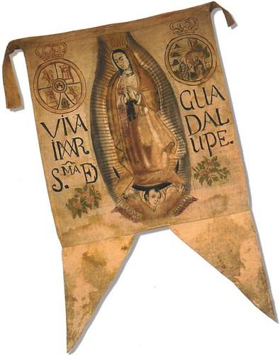 Origen de la virgen de guadalupe