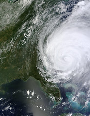 Hurricane Irene off the Carolinas, Aug. 26th (NASA Goddard Photo and Video) Tags: nasa irene hurricaneirene hurricane2011