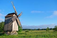 11 (Bargais) Tags: mill nature landscape estonia hiiumaa