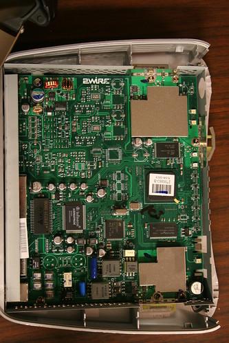 AT&T 2Wire DSL Teardown