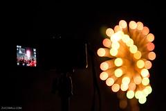 Sumida River Fireworks (Pietro Zuco) Tags: summer colors night river tokyo fireworks asakusa sumida hanami sumidafireworks2011
