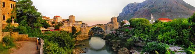 Stari Most (Mostar Híd)