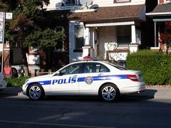 Polis (Sean_Marshall) Tags: toronto ontario turkey police istanbul policecar filmshoot filming polis