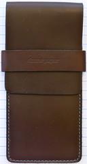 Doane Paper Leather Works 4 Barrel Holster
