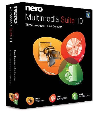 Nero Multimedia Suite Platinum HD 10 patch