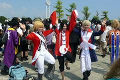 P1250430 (marcellomasiero) Tags: girls anime cute sexy japan cool cosplay manga guys crossdressing videogames kawaii   odaiba cosplayer cosplayers    tokyobigsite  comiket    comiket2011 comiketsummer2011 tokyobighsight