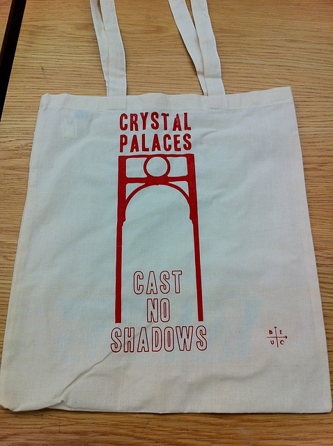 Tote bag design for the V&A's Failed Design screen-printing workshop.