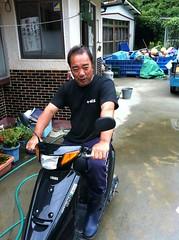 雄勝町船越地区有志の会(代表:中里孝一)