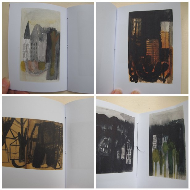 cathy cullis - neighbourhood - book pages