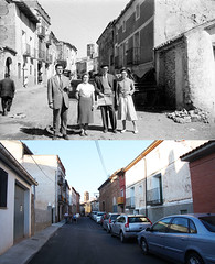 Calle Mayor (David Domingo) Tags: espaa teruel aragn lechago