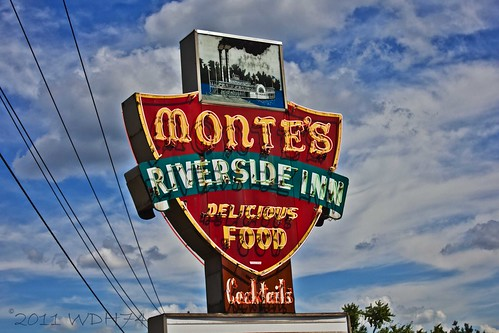 Monte's Riverside Inn by William 74