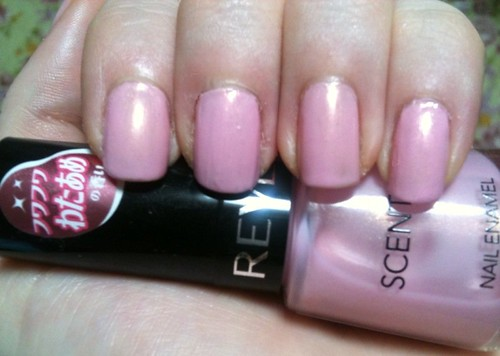 Revlon Scented Cotton Candy (Japanese Version) by KitaRei