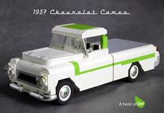 Lego 1957 Chevy Cameo