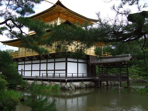 1180 - 23.07.2007 Kyoto Kinkakuji