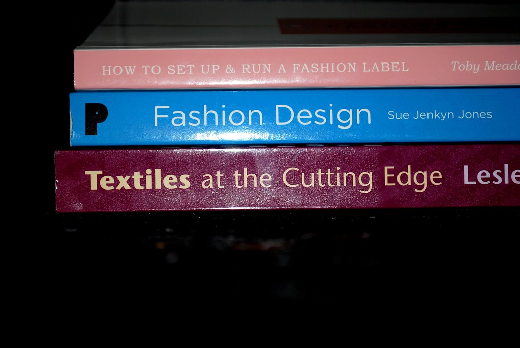 The Fashion Industries Guidebooks