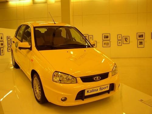 Lada Kalina Sport-3