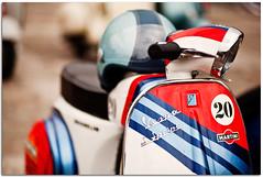 Vespa S. Sprint (Antonio Carrillo (Ancalop)) Tags: espaa canon spain europa europe vespa mark 85mm martini motorbike galicia ii moto 5d lopez 18 antonio pontevedra carrillo motocicleta cambados ancalop