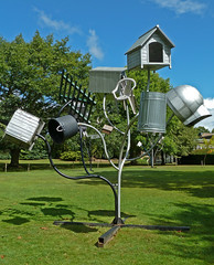from Trees (David Oppenheim) at the Yorkshire Sculpture Park by Tim Green aka atoach
