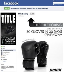 title boxing image to use for my blog post