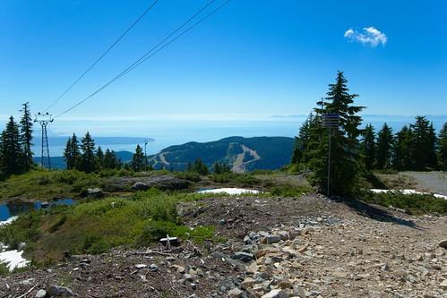 Black Mountain & Vancouver Island