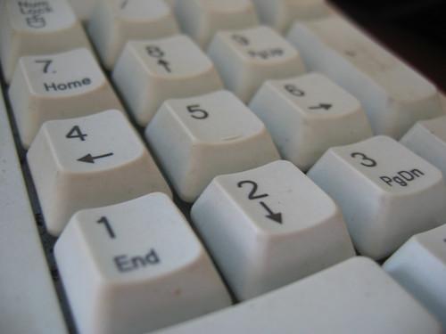 keyboard-numeric